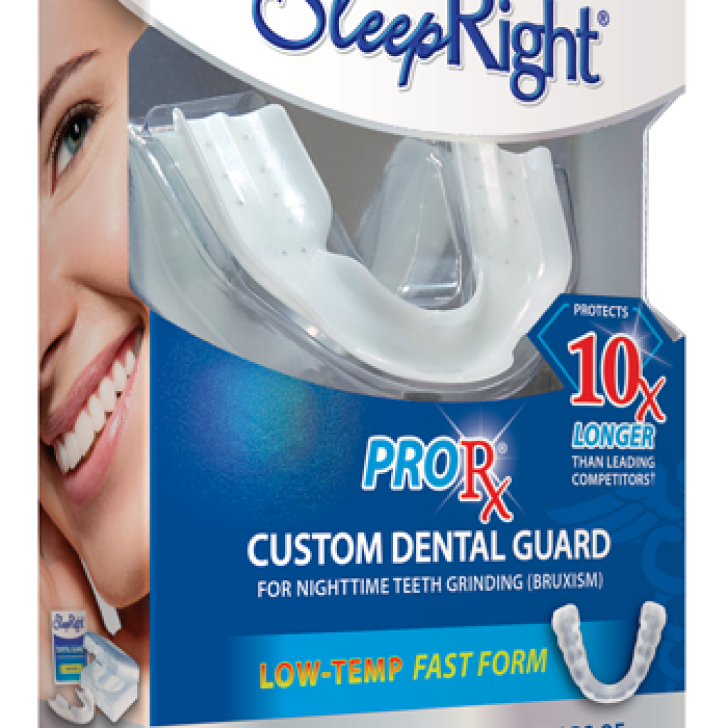 SleepRight ProRx Custom Dental Guard