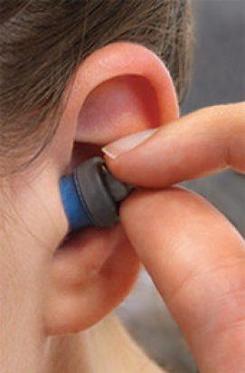 Adjustable Volume Ear Plug