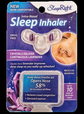 SleepRight Sleep Inhaler