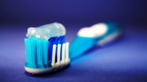 Coping with Bruxism - Brush Teeth