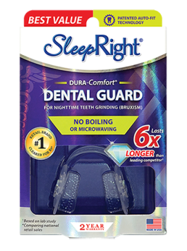 Sleep Right Dura-Comfort Dental Guard
