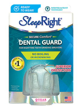 Sleep Right Secure-Comfort Dental Guard