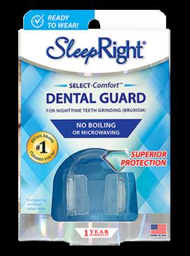 Sleep Right Select-Comfort Dental Guard