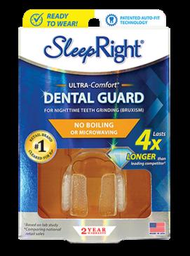 Sleep Right Ultra-Comfort Dental Guard