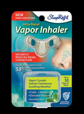 SleepRight Intra-Nasal Vapor Inhaler