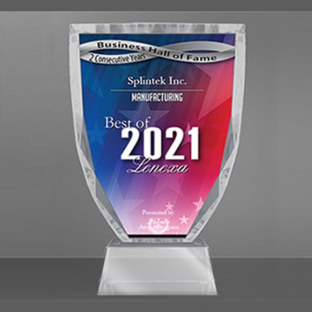 Best of Lenexa Award 2021